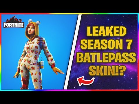 Kpop And Onesie Skins Added To Fortnite Season 7 Battle Pass