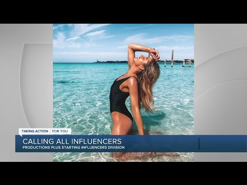 Calling All Influencers! Productions Plus starts Influencers Division
