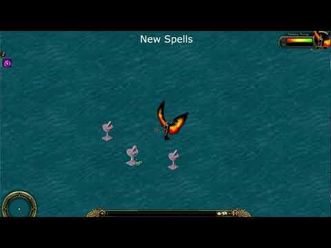 T4C Fantasy v4 New Spells