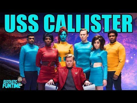 USS Callister | TALKING BLACK MIRROR