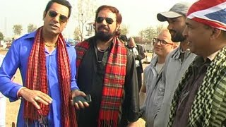 MAKING OF JATTS IN GOLMAAL || NEW PUNJABI MOVIE || EXCLUSIVE COVERAGE