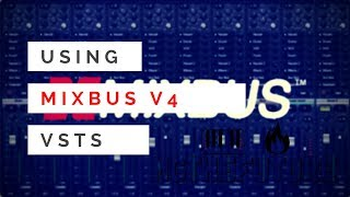 Harrison Mixbus v4 For Producers | Using VST Instruments  (U-He Repro-5 Update)