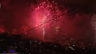 Madeira New Year's Fireworks 2018/2019