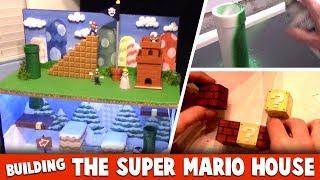 Building The Super Mario House