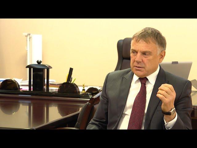 Сергей Петров о ситуации с перинатальным центром