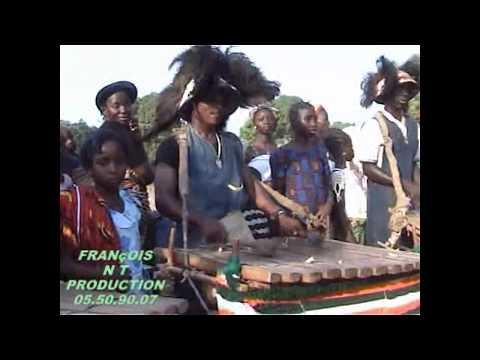 Balafon  le Fils de Nangougon à KORHOGO