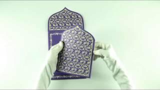 South Indian Wedding Invitation Card | SO-8208M | 123WeddingCards