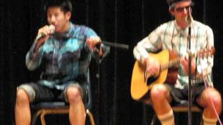 """Flight of the Conchords - """"Business Time"""" cover @ UCLA Geffen School of Medicine Talent Show"""