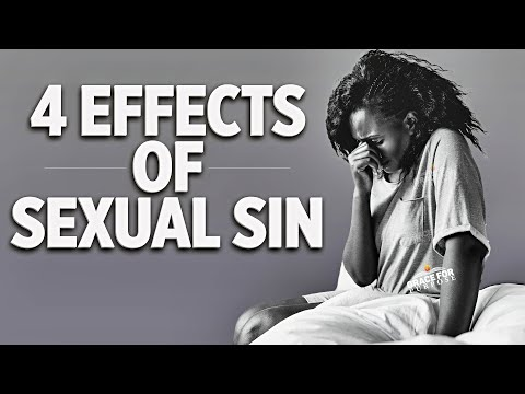 Four Effects of Sexual Sin