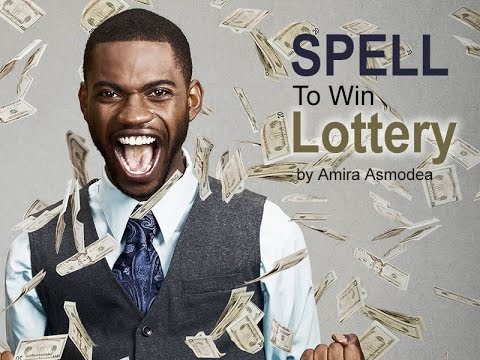 Spell to Win the Lottery - #1