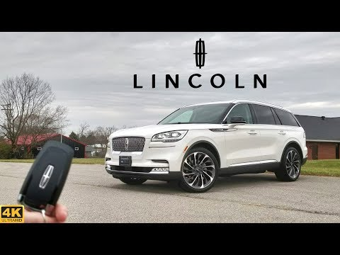 External Review Video 2G_L30iAAVw for Lincoln Aviator & Aviator Grand Touring Crossover SUV (2nd gen)
