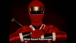 Ninja Sentai Kakuranger Episode Previews [Re-Upload]