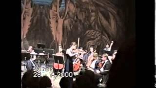 Viktoria Kaunzner plays Franz Erasmus Spannheimer´s violin solo sonata