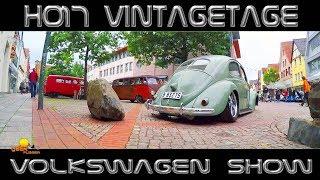 HO17 Vintage Vollkswagen Show Hessisch Oldendorf 2017