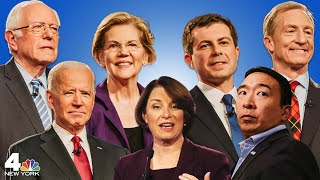 What to Expect From Tonight's Democratic Presidential Debate | NBC New York