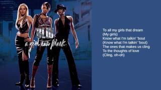 3LW: 02. Neva Get Enuf (ft. Lil' Wayne) (Lyrics)