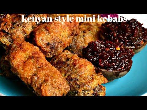 KENYAN STYLE MINI KEBABS | KALUHI'S KITCHEN