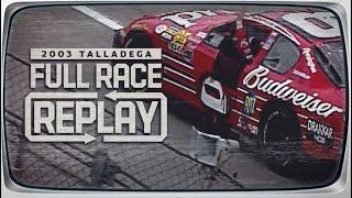 NASCAR Classic Race Replay: 2003 Aaron's 499   Talladega Superspeedway