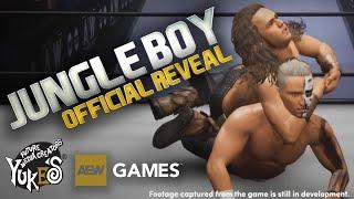 AEW Console Game Jungle Boy Reveal - Development Update