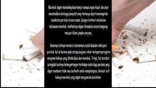Bahaya Merokok Yang Dapat Mengancam Kesehatan