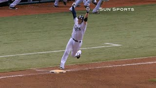 Must C Clinch: Longoria sends Rays to the playoffs