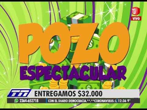 Cartonazo: un vecino de Baigorrita ganó 32 mil pesos en efectivo