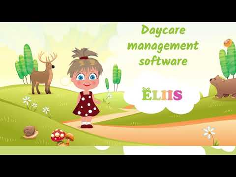 #1 Childcare Software in Europe - ELIIS