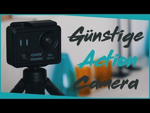 Preis-Leistungs-Killer? Eken Alfawise V50 Pro Action Cam Review