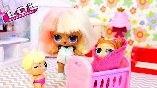 СЕМЕЙКА Куклы ЛОЛ   смешные мультики #42 LOL surprise dolls