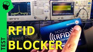 Test! RFID / NFC Blocker Karten - Schutz oder Placebo?