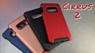 Samsung Galaxy S10E - Nimbus9 Cirrus 2 Case & Car Mount