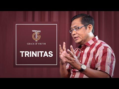 Grace & Truth - Mengungkap kebenaran Trinitas/Tritunggal Kristen - Ps. Stefanus Suheru