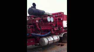 Frac pump