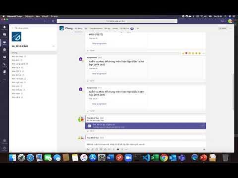Bài 1: Giới thiệu về Microsoft Teams và lí do chọn Teams mà không phải là zoom