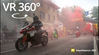 Best of Italy Race 2017 - Ducati Pikes Peak 360°