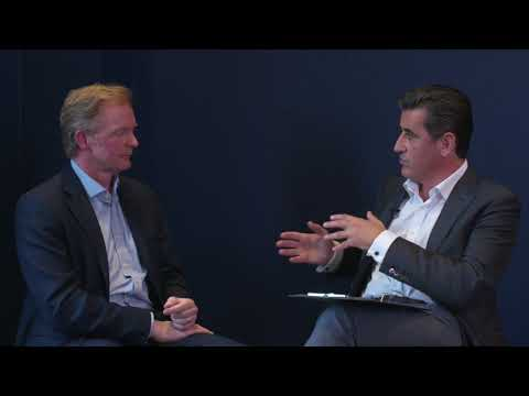 Still Image from the video: Tim Carmichael Full interview with LeadersIn