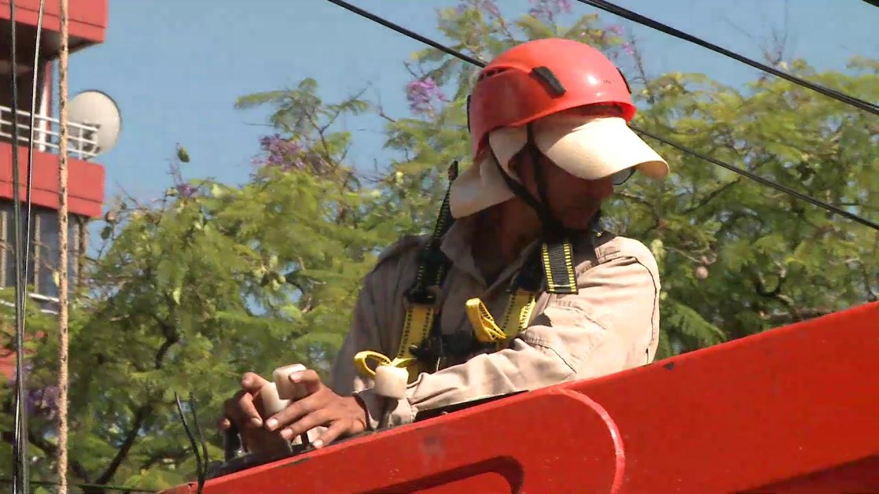 El Gobierno avanza en la instalación de cámaras de videovigilancia en Posadas