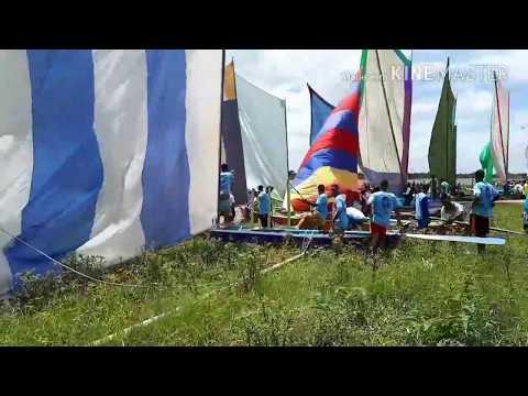 Bastidores corrida de barcos povoado São José município Amparo  São Francisco 25 de março 2018