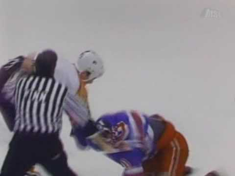 Dave Richter vs. Larry Melnyk