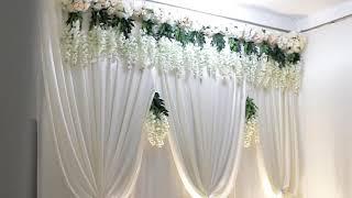 30+ ide keren dekorasi tunangan simple elegan - fatiha decor