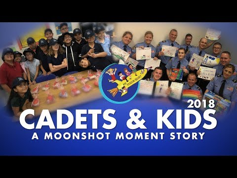 Moonshot Cadets & Kids 2018