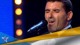 WHAT?! A Judge Gave Him A GOLDEN BUZZER To Make A POINT! | Auditions 9 | Spain's Got Talent Season 5