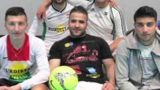 Koerdische Jongeren Voetbaltoernooi mei 2015