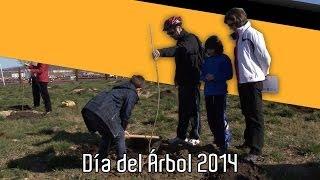 preview picture of video 'VI Plantación Familiar (Día del Árbol 2014)'
