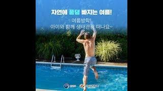 [카드뉴스] 자연에 풍덩 빠지는 여름!
