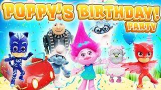 Celebrate Poppy