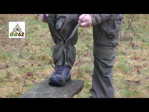 Nässeschutz Gamaschen Beinschutz Outdoor Survival Schneeschutz