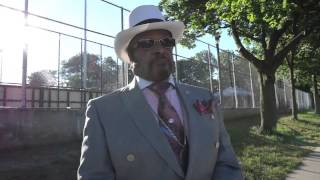 Interview with NYC Pimp Mr. FLY part 1