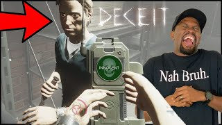 The ULTIMATE Finesse! The Best Way To Kill Innocents As An Infected! (Deceit)
