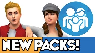 FAMILY & FITNESS Packs!! [The Sims 4]